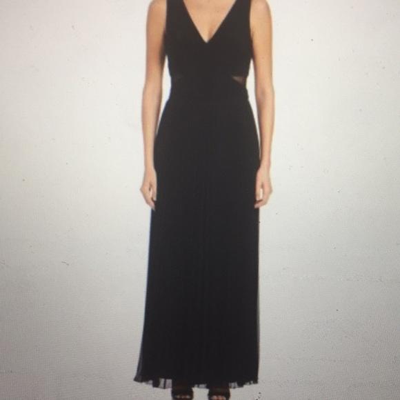 05a85975 Xscape Dresses | Pleated Chiffon Gown | Poshmark